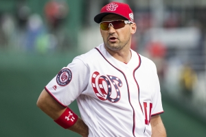 Nats' Zimmerman: Trying to win should be norm, not exception