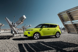 2020 Kia Soul EV's Estimated Range Jumps to 243 Miles