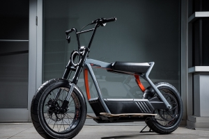 Harley-Davidson's 2 Electric Concept Bikes Are Ready And Riding