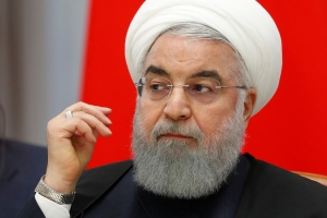 Iranian president: US sanctions are 'economic war' on Iran