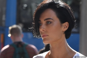 John Ibrahim's girlfriend Sarah Budge on trial for allegedly possessing an illegal firearm postponed
