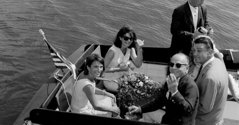 World: Lee Radziwill, Ex-Princess and Sister of Jacqueline Kennedy