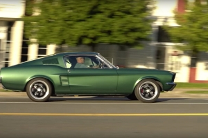 This Classic Fastback Mustang Has A Modern Coyote V8 heart