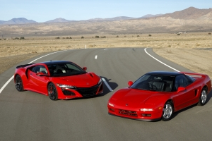 Three Little-Known Facts About the Original Acura NSX Supercar