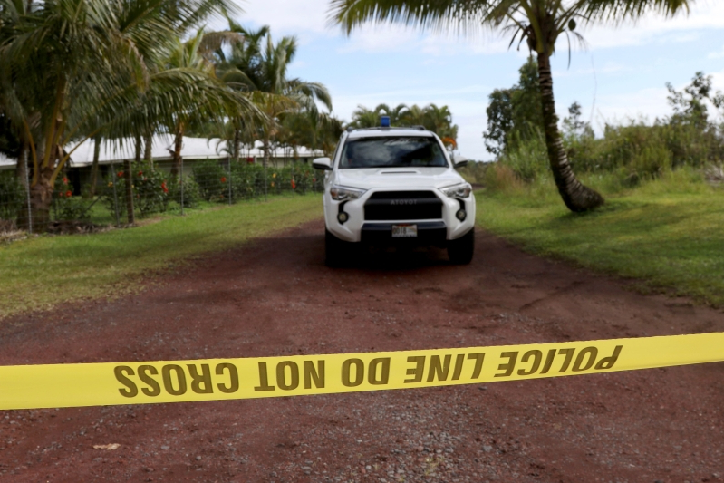 Crime: 1 dead in shooting at Hawaii state capitol: report