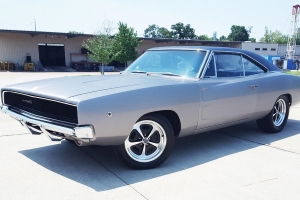 1968 Dodge Charger Is A Rare Find With A Great Story