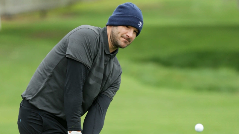 aca5b9ab27d Sport  Former Cowboys QB Tony Romo to play Dallas PGA Tour event ...