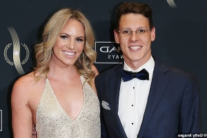 Former golden swimming couple Emily Seebohm and Mitch Larkin put their stunning home on the market as they start dividing their property portfolio after their bitter split