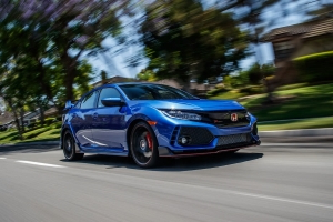 Honda to Close U.K. Factory That Builds Civic Type R