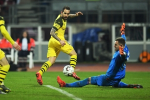 Report, ratings, reaction to Nurnberg-Borussia Dortmund scoreless draw