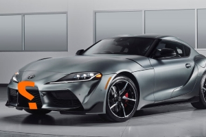 Where Are You Going to Put a Front Plate on a 2020 Toyota Supra?