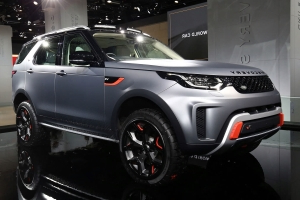 Aw, Shucks: Land Rover Scraps Plans for 518-HP Discovery SVX
