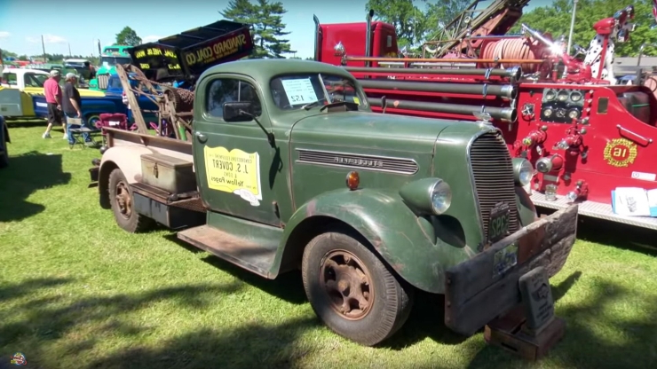 Classics: Is This The Ultimate Classic Truck Show In America