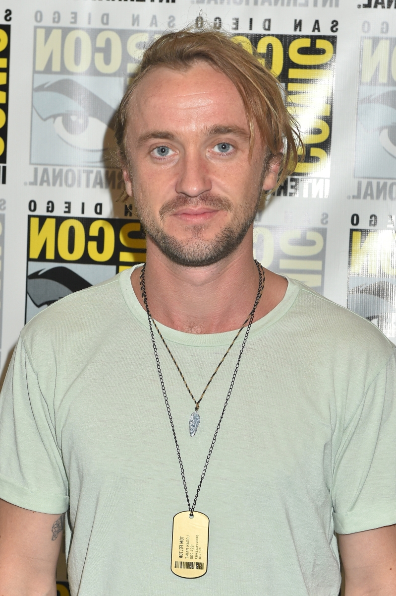 Entertainment: Tom Felton Auditioned for Harry Potter and Ron