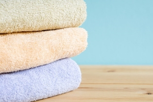 'What is the correct number of towels to own?' Man sparks a VERY heated debate that even Chrissy Teigen weighed in on - but how many are in YOUR household?