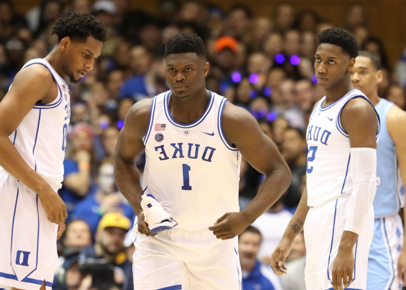 a65fd2facbf Could Zion Williamson s Sneaker-Related Knee Injury Lead to Legal Action  Against Nike