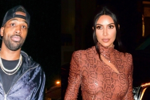 Kim Kardashian Unfollows Tristan Thompson and Jordyn Woods on Instagram Amid Cheating Allegations