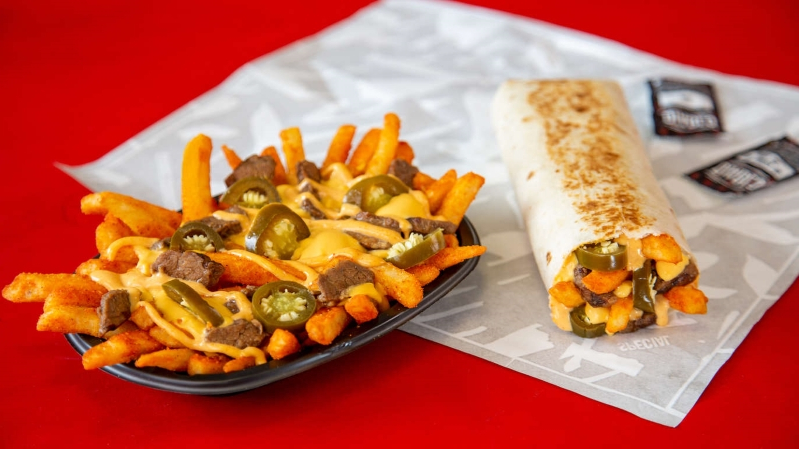 Taco Bell Is Unleashing Spicy 'Rattlesnake' Nacho Fries