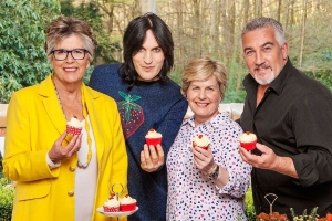 The Great British Bake Off celebrity special reveals air date