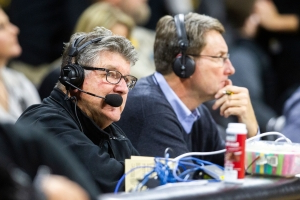 Iowa radio announcer Gary Dolphin suspended for basketball season after 'King Kong' reference
