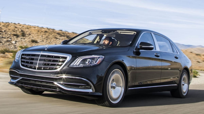 News: Mercedes-Benz Recall | Automated System Problem - PressFrom - US