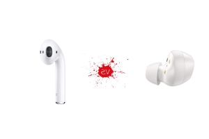 Samsung's Galaxy Buds vs Apple's AirPods