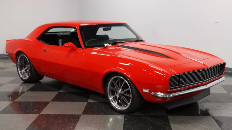 Enthusiasts: This 1968 Camaro RS Is Both The Beauty And The Beast