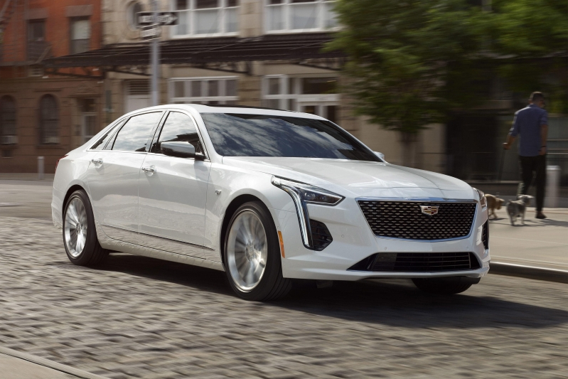 News Gm Grants Stay Of Execution For Cadillac Ct6 Chevy Impala