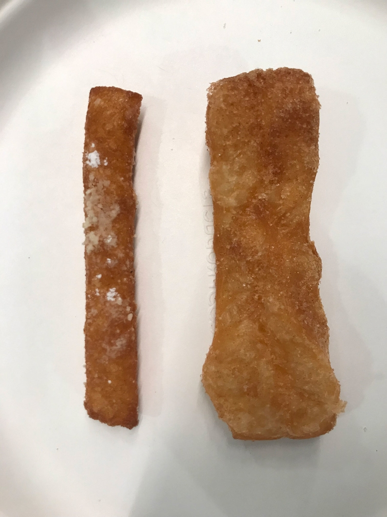 How McDonald's new Donut Sticks stack up next to Burger King's Funnel Cake Fries
