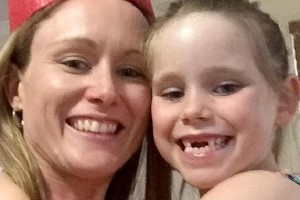 Mother whose daughter, 8, died in a horrific car crash has to work in the same building as the woman who killed her by falling asleep at the wheel