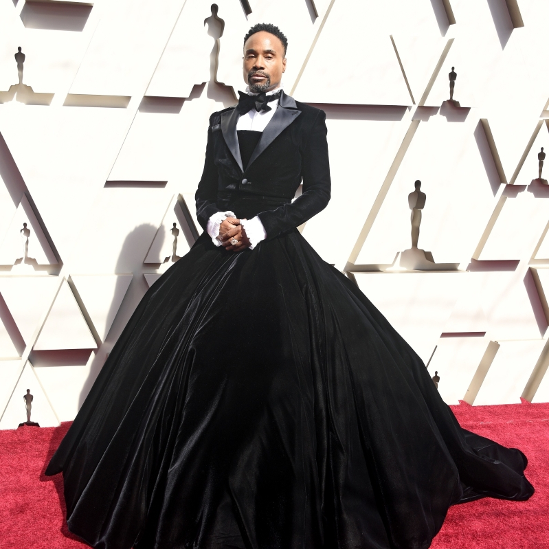 07aa310cccbc Style  Billy Porter On Why He Wore a Gown