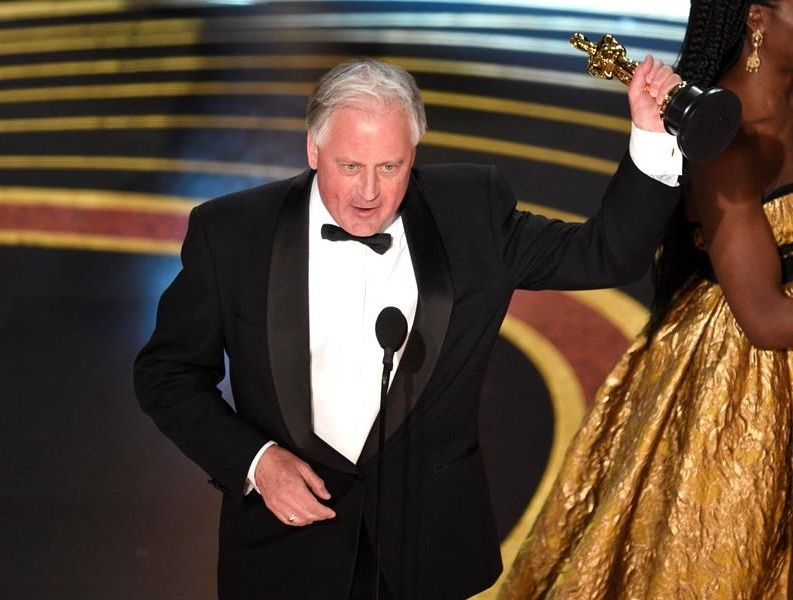 Image result for tom massey sound mixing win Oscar