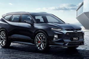 Three-row Chevrolet Blazer XL reportedly in the works