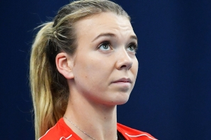 Katie Boulter overcomes Conny Perrin in two sets to advance at Mexican Open in Acapulco