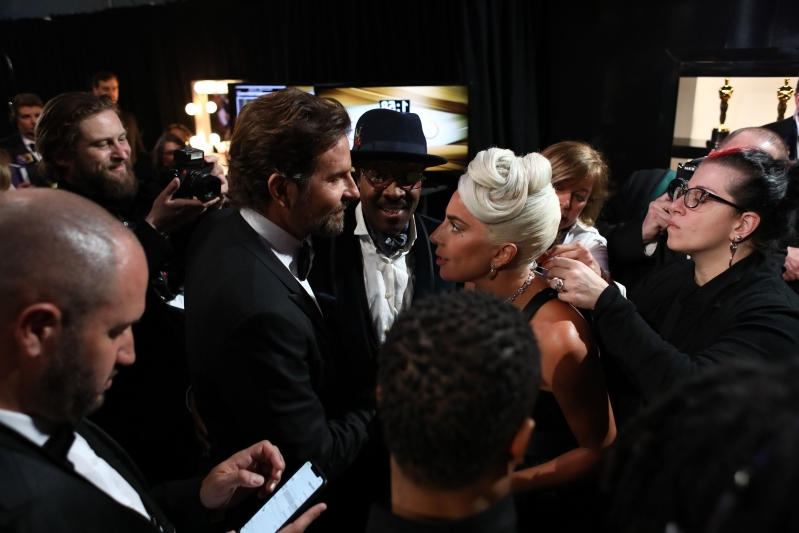 Entertainment: Lady Gaga and Bradley Cooper: Behind the Scenes of