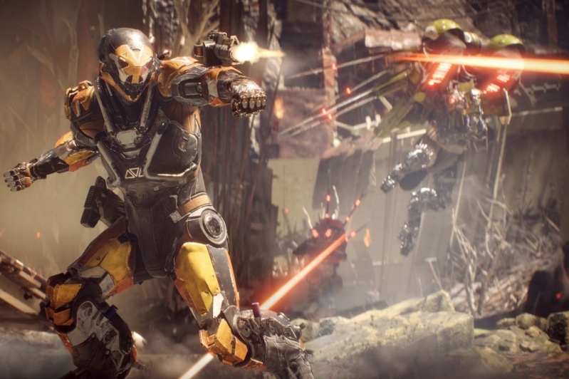 Tech & Science: Review: BioWare's Anthem Is Loads of Fun