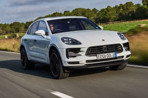 The Next Porsche Macan Will Be Fully Electric