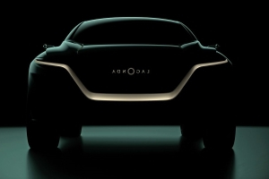 The Next Thing Out of Aston Martin's Lagonda Will Be an Electric SUV