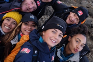 Here's How The Celebs Climbing Kilimanjaro For Comic Relief Are Getting On So Far
