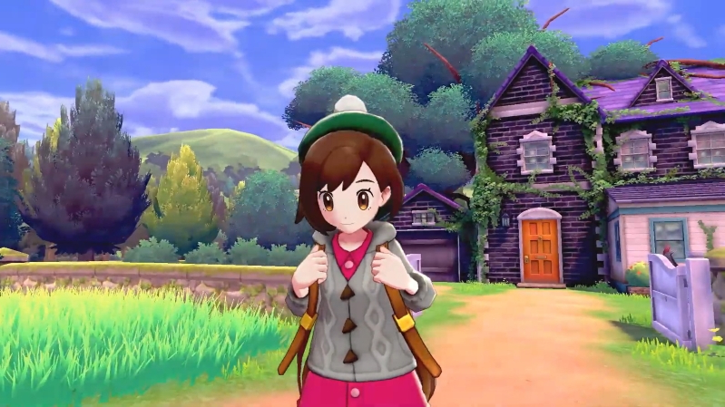 Technology Pokemon Sword And Pokemon Shield Are The Series New