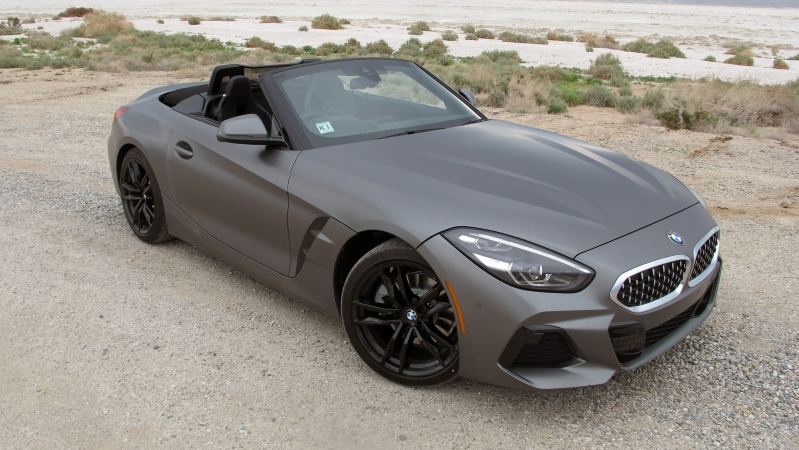 Auto Shows Review 2019 Bmw Z4 Pressfrom Canada