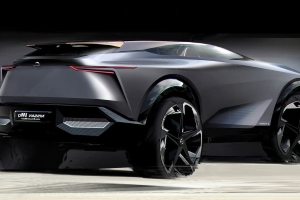 Seeing Out of the Nissan IMQ Concept Looks Impossible
