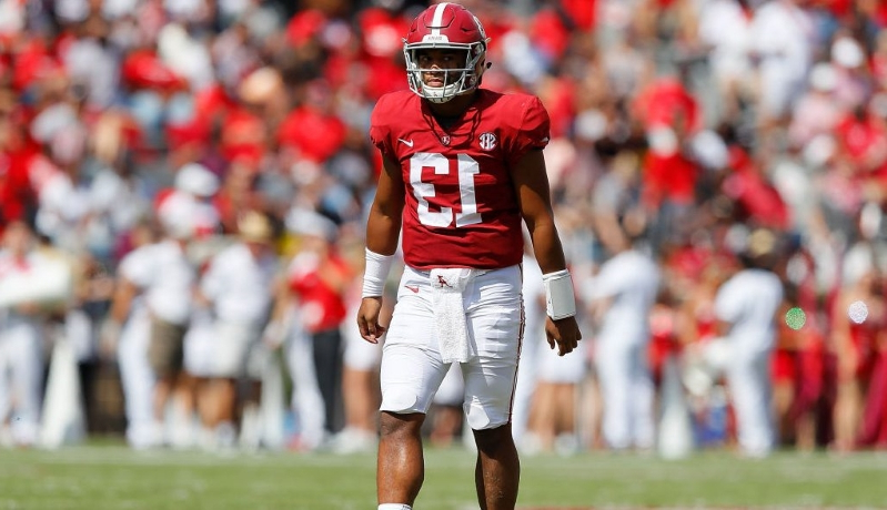 Sport: Tua Tagovailoa Is the Heisman Favorite, But Don't Bet