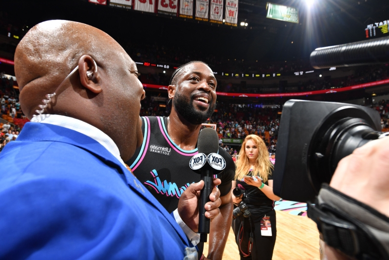 Sport: Dwyane Wade gives huge shout out to Kevin Durant