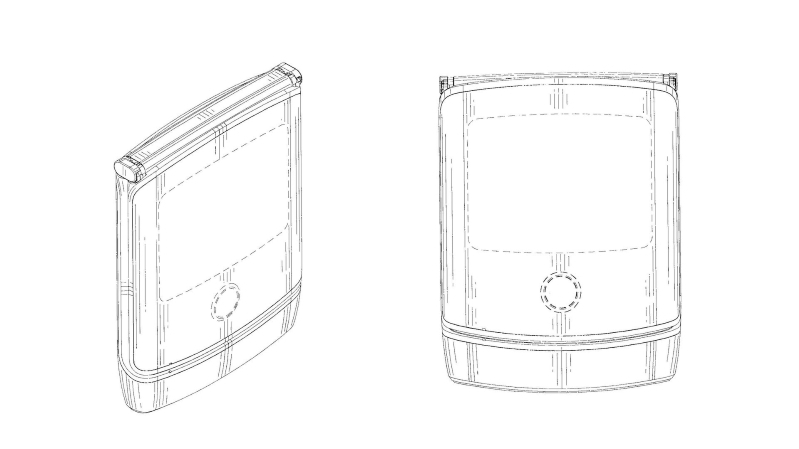 Motorola confirms its foldable phone is coming, and it could look like a RAZR