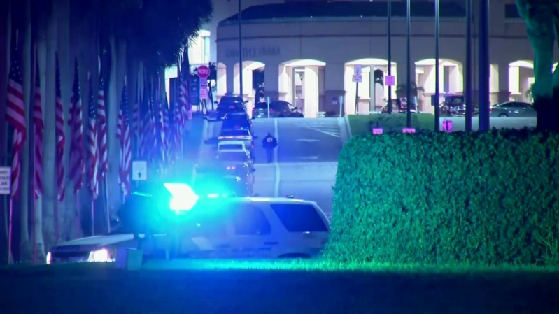 US: Shooting Reported At VA Medical Center In West Palm Beach