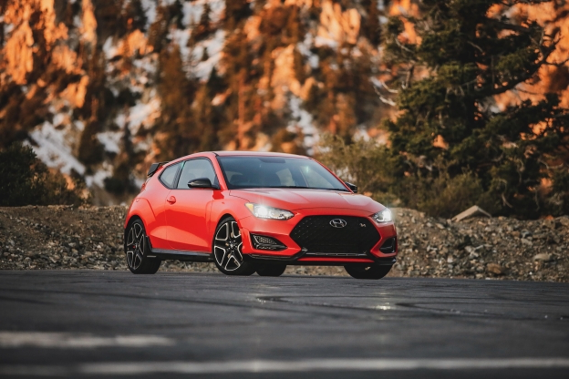 Auto Shows: 2019 Hyundai Veloster N review: The performance