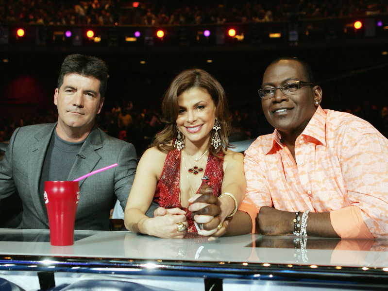 Entertainment: All the 'American Idol' judges in history