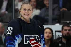 Kendall Coyne Schofield Joins NHL Network as Analyst