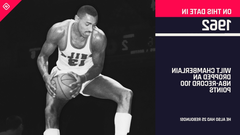 c58bdd23b130 Sport  Five things you didn t know about Wilt Chamberlain s 100 ...